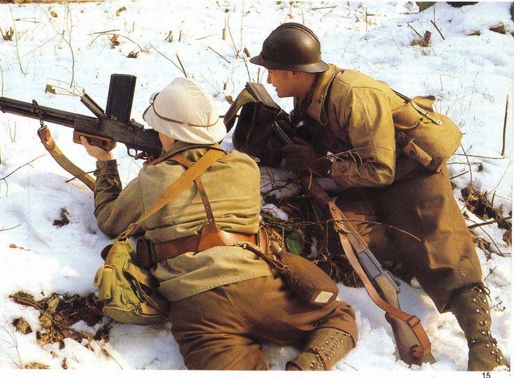 Et si l'armée française se donne les moyens de la victoire en 1940                                                                                                                                                                                 Plus