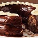 Συνταγη για σοκολατενιο μπανανα κεϊκ