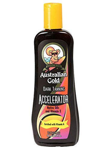 Australian Gold Dark Tanning Accelerator Lotion 250ml has been published at http://www.discounted-skincare-products.com/australian-gold-dark-tanning-accelerator-lotion-250ml/