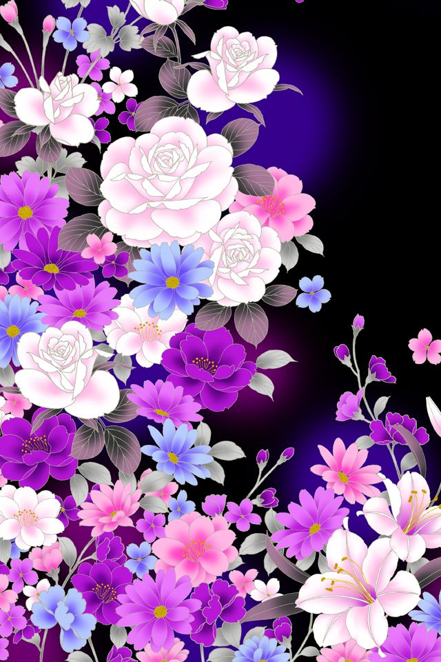 Beautiful Flowers Mobile Wallpapers for Samsung Galaxy