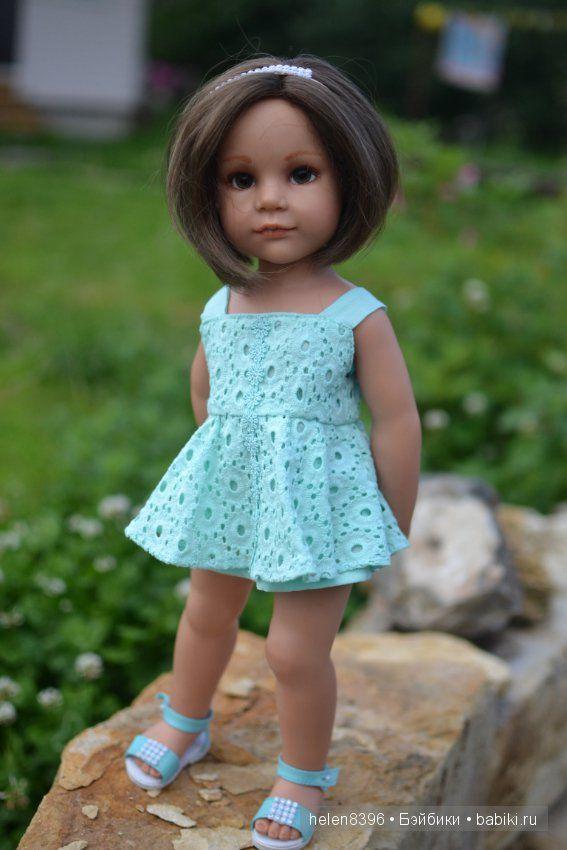 Летние модницы 2016. Одежда на кукол Готц / Одежда и обувь для кукол - своими руками и не только / Бэйбики. Куклы фото. Одежда для кукол