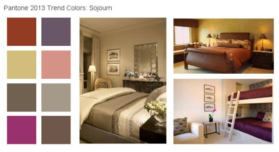 2013 bedroom decorating ideas paint and bedding Masculine paint colors