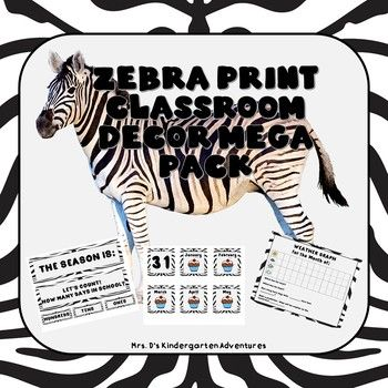 """Perfect for Calendar Time! Included in this set you will find: Months of the Year Headers 2 sets of Days of the Week Number Cards 1-31 Birthday Cards (cupcake) """"Today Is:"""" """"Yesterday Was:"""" """"Tomorrow Will Be:"""" Years 2017-2020 Estimating Jar Tally Marks Header"""