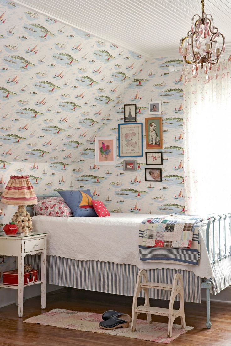 Sailboat Wallpaper #beachstyle