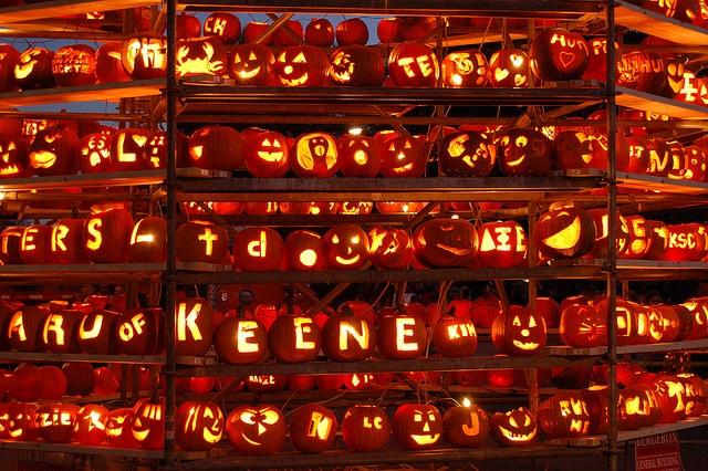 Keene Pumpkin Festival by juliaf, via Flickr