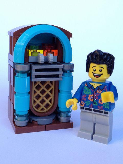 LEGO Minifig Furniture