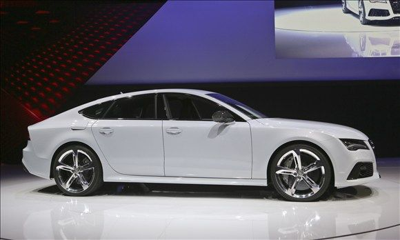 THe 2014 Audi RS 7 isn't just a hot version of a good car; it's the hottest version of a great car!