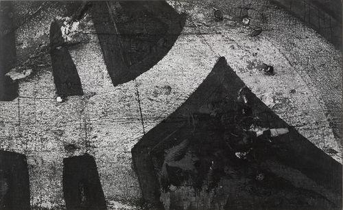 Aaron Siskind. New Jersey 5. 1950