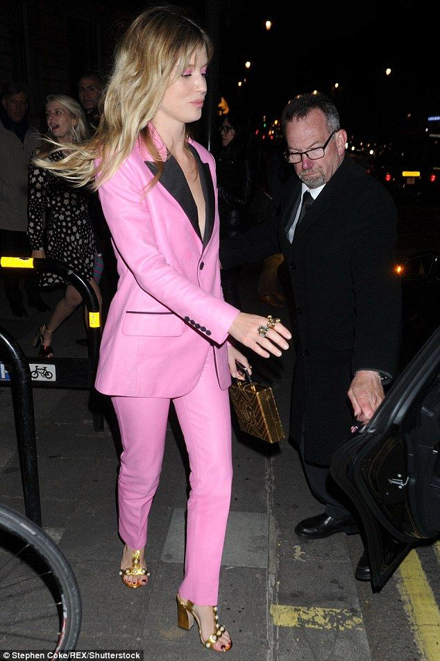 Lindsay Lohan and Lady Victoria Hervey sparkle at Gucci ...
