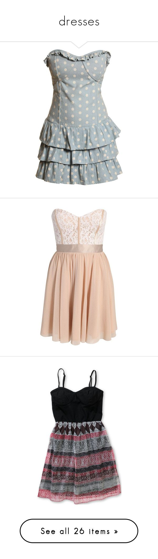 """dresses"" by neoncupcake ❤ liked on Polyvore featuring dresses, vestidos, short dresses, vestiti, boohoo dresses, mini dress, robes, party dresses, beige and see through dress"