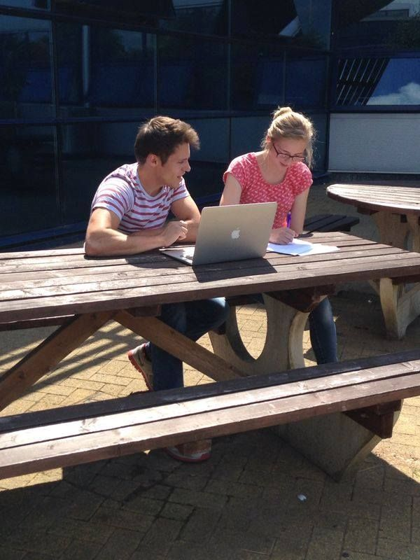 Great trip meeting some of the students applying to study with New College Swindon and RDI through OnlinePlus.