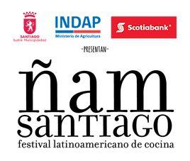 Ñam Santiago 2015. Lo mejor de la cocina latinoamericana. #SomosFamilia #Ñam