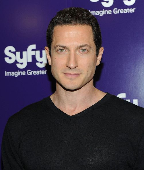 Sasha Roiz   Sasha Roiz Actor Sasha Roiz attends the 2010 Syfy Upfront party at The ...