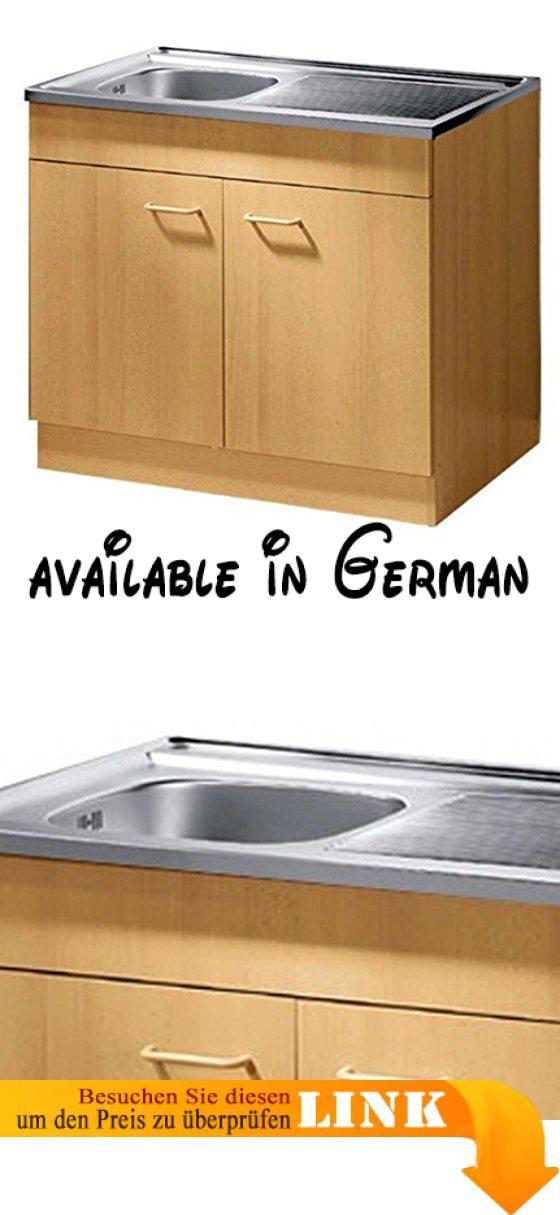 Ponad 25 najlepszych pomysłów na Pintereście na temat Spülschrank - küchen unterschrank spüle