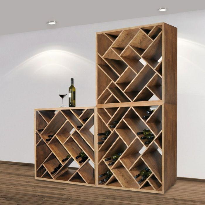65 Ideen Fur Weinregal Selber Bauen Archzine Net Wine Rack