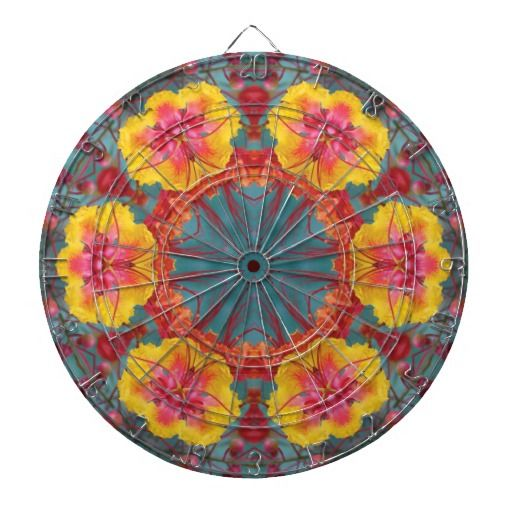 flowerberry V2 Dart Boards