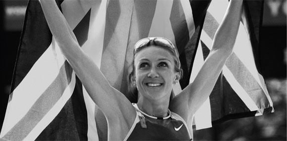 We have our own marathon to run. #Paula #Radcliffe #Olympic #champion #ThePace #OneMileAtATime