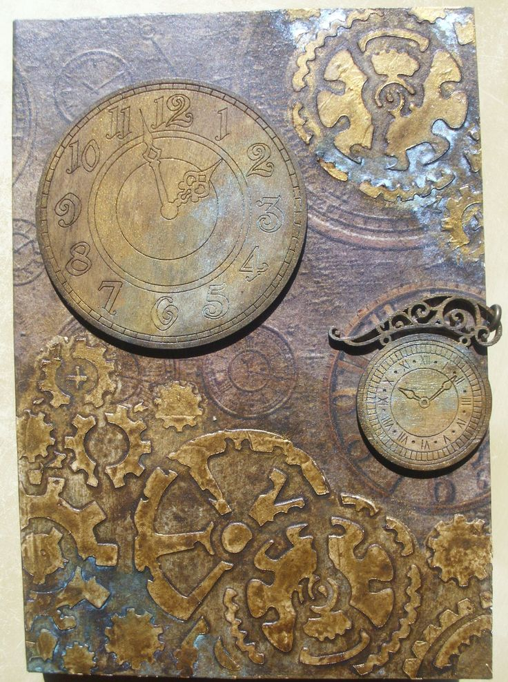 FLOW OF TIME Junk Journal