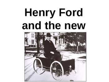 a new face for the automotive industry brought by henry ford Based in dearborn, michigan, a suburb of detroit, the automaker was founded by henry ford, on june 16, 1903 ford motor company would go on to become one of the largest and most profitable companies in the world, as well as being one of the few to survive the great depression the largest family-controlled company.