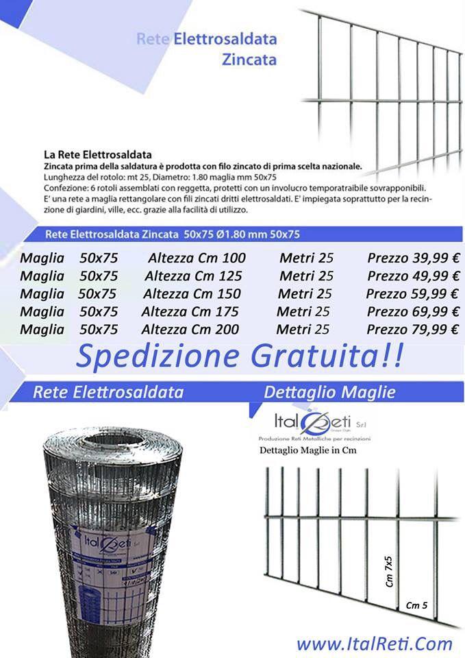 47 best Italreti produzione rete metallica per recinzione images on ...