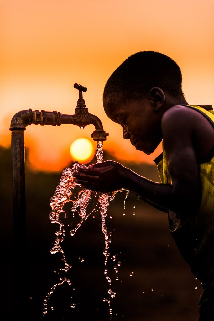 World Vision provides a new person with access to clean water every 30 seconds! We help provide clean, safe drinking water as well as sanitation and hygiene systems to communities around the world, and train them how to maintain their own water wells!