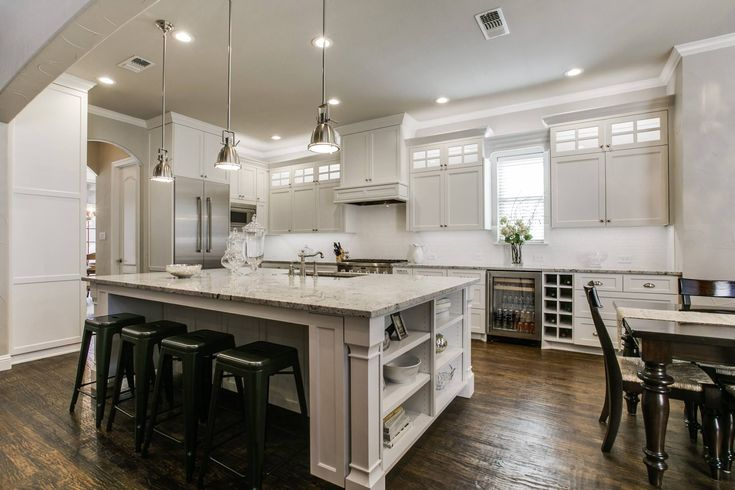 Are you planning on remodeling your kitchen? If so, you can get a free custom 3-D renovation design and preview your new atmosphere. Simply call 214-532-6848 or click this post to schedule your free 3-D design with master designer, John Voigt, of Tribute Kitchen & Bath.
