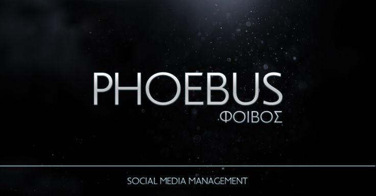 Η #aboutnet ανέλαβε το #socialmedia management των κοινωνικών μέσων δικτύωσης του πολύ γνωστού μουσικοσυνθέτη Φοίβου.