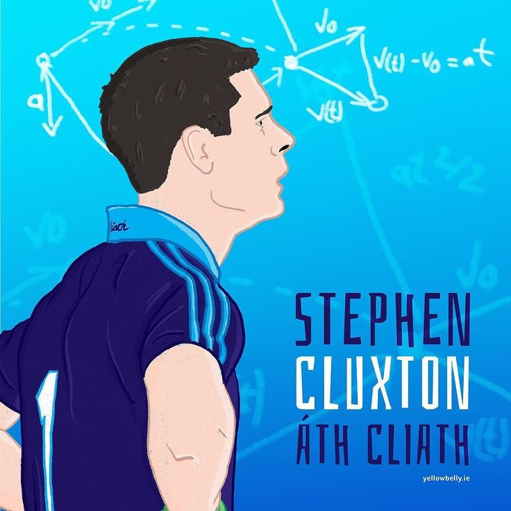 Stephen Cluxton Dublin goalkeeper.  Master of Angles