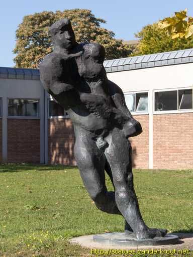 Hammerwerfer Mainz, Uni, Saarstr.21
