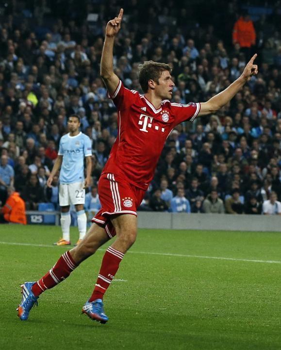 Thomas Muller   Bayern Munich   Alemania. [29.10.13]