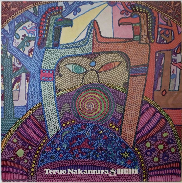 TERUO NAKAMURA / UNICORN / JAZZ / TBM JAPAN TBM-18