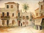 Βουμβάκης Αντώνης-Nεοκλασικά σπίτια στη Σύρο