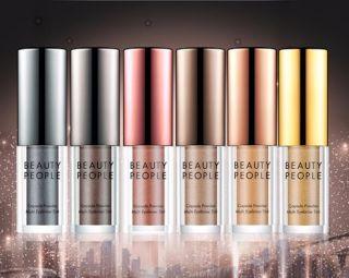 Korean cosmetics : Beauty People Capsule Powder Multi Eyebrow 6 Color...