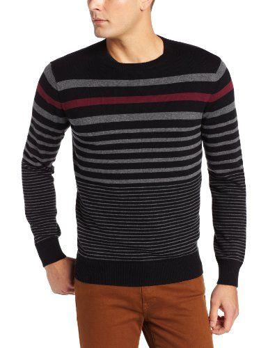 John Henry Men's Stripe Crew Neck Sweater, Black, X-Large John Henry http://www.amazon.com/dp/B00EL3LLRS/ref=cm_sw_r_pi_dp_XDU0tb05NA417K03