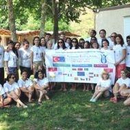 Avrupalı Gençler Antalya'da Demokrasiyi Tartışıyor