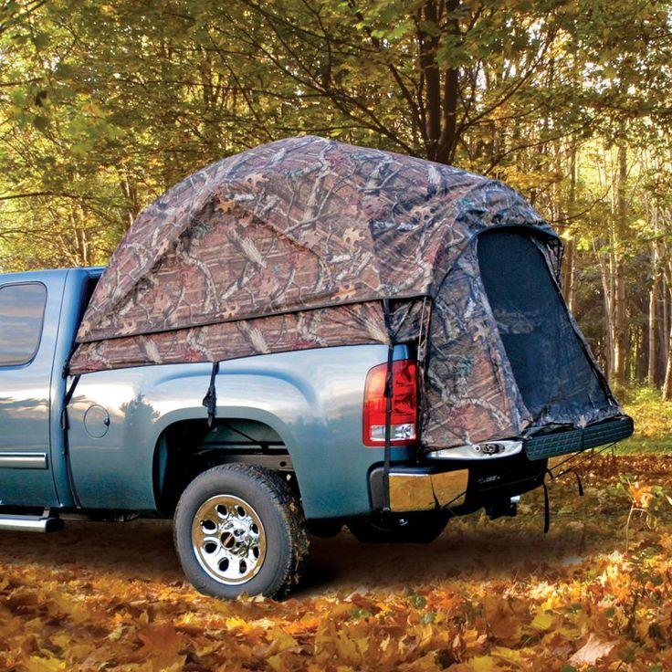 Napier Outdoors Sportz Camo Truck Tent Regular Bed
