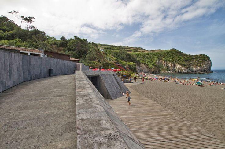 Redevelopment of the Praia dos Moinhos Beach / M-Arquitectos