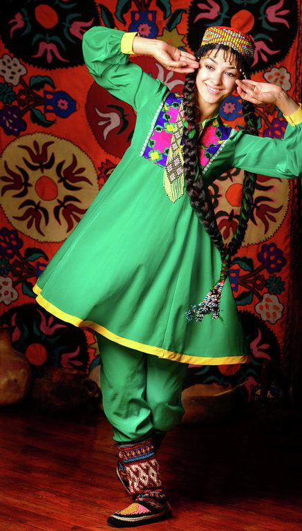 Tajikistan national costume таджикский национальный костюм фото - Google Search