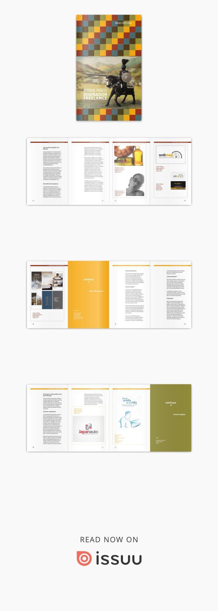 Manual para el diseñador freelance
