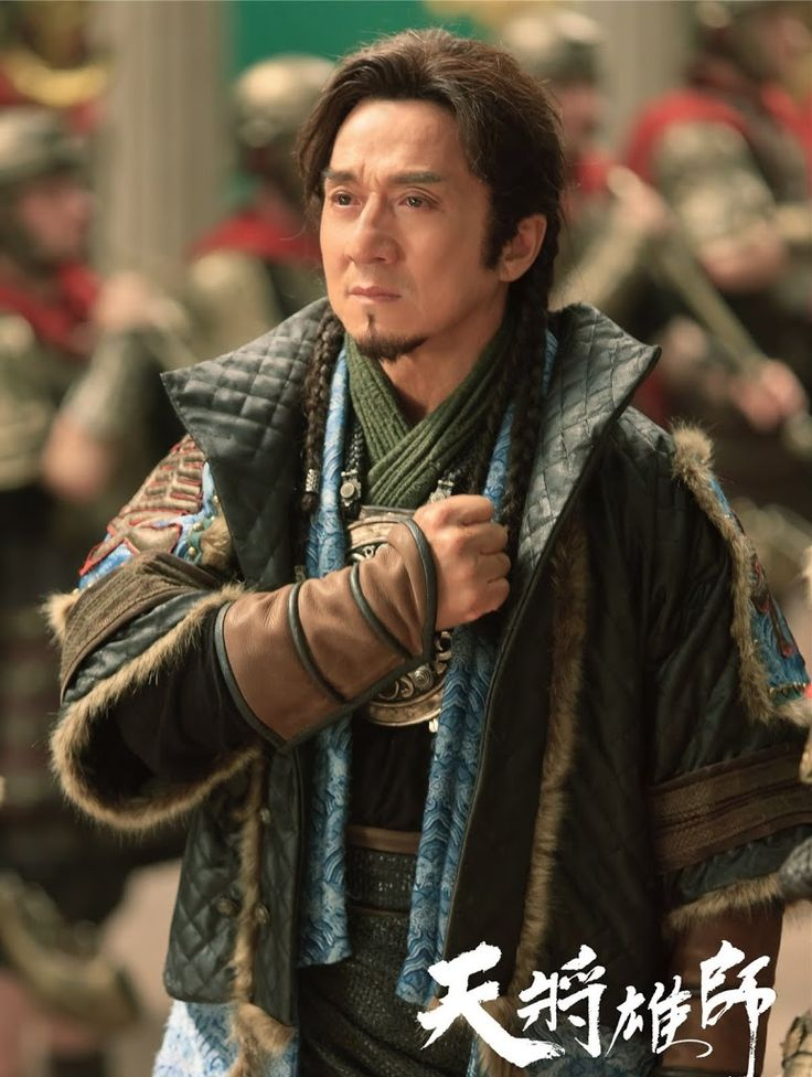Dragon Blade - new Jackie Chan movie in production starring Jackie Chan, John Cusack, and Adrien Brody