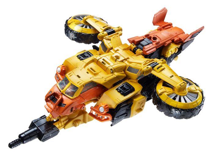 Transformers Generations Voyager Sandstorm