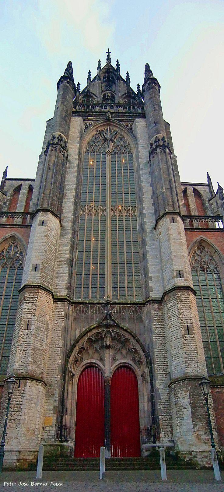 Hooglandse Kerk, Leiden