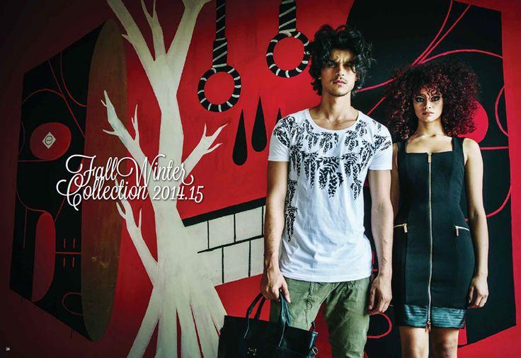 outfit #casualchic by #xagonman fallwinter 14/15