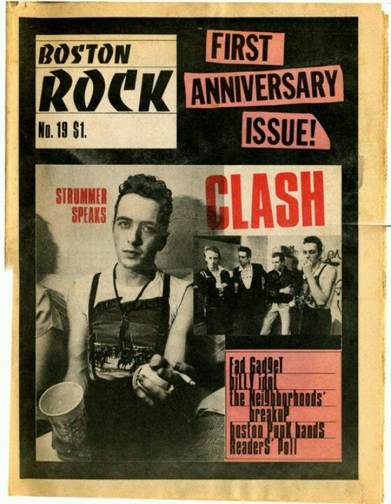 The Clash.....