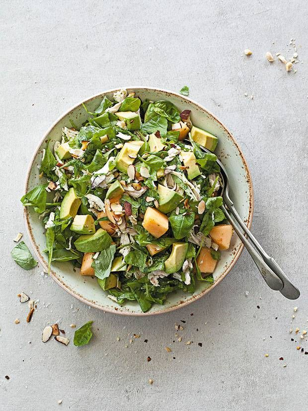 Chicken Salad With Moroccan Dressing Photo Annabel Langbein Media Chicken Salad Healthy Recipes Food