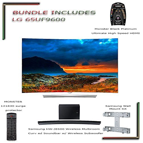 """#instagood #throwbackthursday Bundle includes LG #65EG9600 65"""" curved Smart OLED 4K Ultra HD TV and 2 x HDMI Cables Specifications: ? 3D Passive ? Screen Size 64..."""