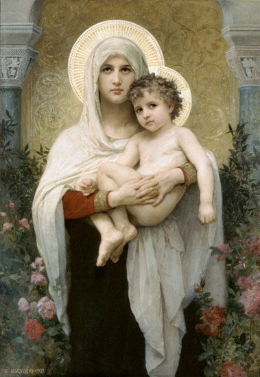 """William-Adolphe Bouguereau (November 30, 1825 – August 19, 1905) was a French academic painter. William Bouguereau (French pronunciation: [wiljɑm buɡ(ə)ˈʁo]) was a traditionalist; in his realistic genre paintings he used mythological themes, making modern interpretations of Classical subjects."""