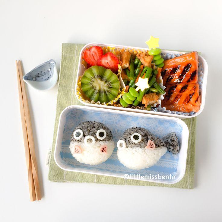 Pufferfish Bento