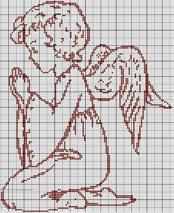 Mejores 8 imágenes de Crochet uncinetto corredi en Pinterest | Punto ...