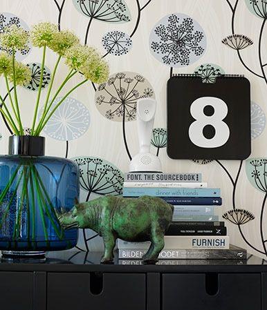 Eco Retro wallpaper